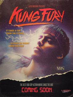 Kung Fury the movie - can't wait