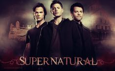 One of my favourite TV series- Supernatural; #TryingSawmillCreek and #SimpleSipping