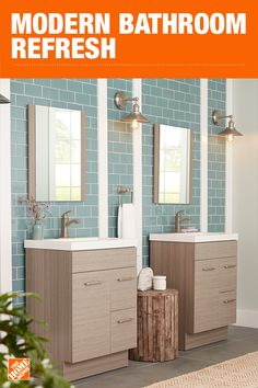 Wonderful The Home Depot Carries A Wide Selection Of Bathroom Vanities. Get A Bathroom  Vanity That Is Made To Last, Suites Your Style And Fits Your Budget.