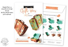 DIY, do-it-yourself, paper, craft, party gifts, calendars, craft