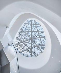 ODILE DECQ - Archidea 62 Odile Decq, Canopy, Ceiling, Architecture, Arquitetura, Ceilings, Canopies, Architecture Design, Trey Ceiling