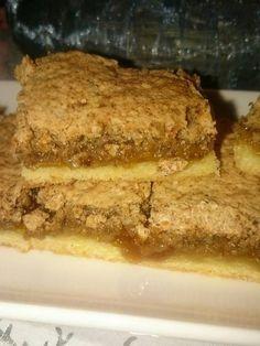 """Az isteni """"Londoni szelet""""!!! ?Nekem gyermekkorom óta kedvencem! És egyszerű elkészíteni! Megéri kipróbálni, nem lehet betelni vele! A családi ebédek után nincs is jobb egy finom sütinél! Kóstold meg! Hozzávalók 18 dkg liszt 11 dkg vaj 8 dkg porcukor 3 … Egy kattintás ide a folytatáshoz.... → No Bake Cookies, Cake Cookies, No Bake Cake, Hungarian Desserts, Hungarian Recipes, Cookie Desserts, Fun Desserts, Dessert Recipes, Sweet And Salty"""