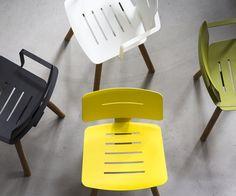 Den Oasiq Coco Stuhl Gibt Es In In 4 Modernen Farben. #Stuhl #Balkonstuhl