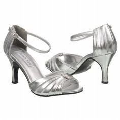 Women's Touch Ups by Benjamin Walk Robin Silver Metallic Shoes.com