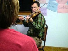 "David Scrivener plays ""Buffalo Gals"" on Charles Ingalls fiddle. Pioneer Activities, Book Activities, Wilder Book, Pop Goes The Weasel, Pioneer Life, Kindergarten Curriculum, Study Pictures, Laura Ingalls, Library Programs"