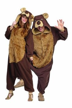 1000 Images About Bear Costumes For Adults On Pinterest