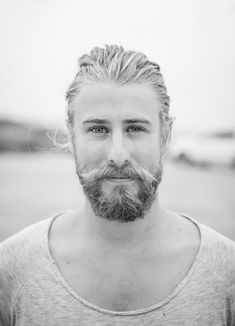 Awesome beard + hair styling. | Chloe Crespi - Portraits - 4