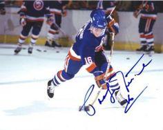 Pat LaFontaine Signed 8x10 Photo  SportsMemorabilia  NewYorkIslanders 5ab04df37