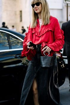 30 Ways to Add Red to Your Wardrobe