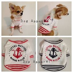Dog Clothing Sweater and Goods for Small Dog by DogApparel on Etsy, $9.99