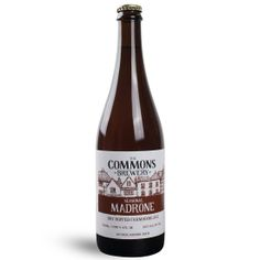 """THE COMMONS BREWERY """"MADRONE"""""""