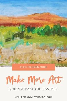 Real or imaginary landscapes? Which do you prefer? In #themagicofoilpastels, I'll be showing you both painting from reference photos and painting from intuition. #colorwithkellee LIVE every Tues at 2pm 🤗 Don't miss the $27 color course available now! 🌈 #kelleewynnestudios #artcourse #artcoursesonline #artpainting #originalart #originalartwork #learntopaint #oilpastels #makemoreart Art Courses, Learn To Paint, Make Art, Medium Art, Art Education, Intuition, Online Art, Creative Art, Original Artwork
