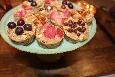 Banana Oatmeal Mini Muffins – Homegrown