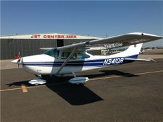 1968 Cessna 182L Skylane, Low Total Time, Engine And Prop, Only 130 SMOH.  Clean And Ready To Go.  Last Annual October 2013. #avgeek http://www.globalair.com/aircraft_for_sale/Single_Engine_Piston_Aircraft/Cessna/Cessna__182_for_sale_70604.html