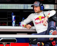 Toro Rosso's Carlos Sainz is a man in high demand, held in high esteem by almost every F1 team and short-listed by a few.