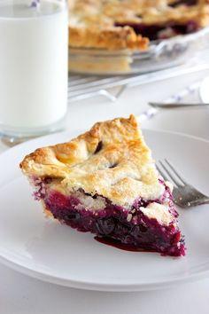 oohhhbaby:    blueberry pie
