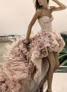 WOW ~ Young and gorgeous ~ fabulous dress