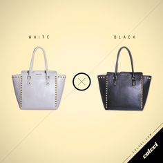 #Colcci #Bags #Black #White