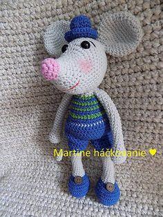 MartaZ / myšiak Crochet Hats