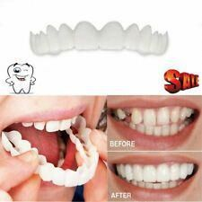 Instant Smile Teeth LARGE W ONE EX PGK BEADS top Veneers PERFECT Photo NOVELTY