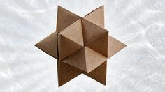Origami Burr Puzzle (Froy) - Published on Jan 23, 2015 Difficulty: ★ ★ ☆ ☆ ☆ (Low Intermediate) Submit photos of your Burr Puzzle here: http://www.ez-origami.com/gallery/you... In this video, I demonstrate how to fold an Origami Burr Puzzle designed by Barlaham Benítez Vargas (Froy). This model is an origami version of the traditional wooden burr puzzle. This is one of my all-time favorite modular models, and it's not very difficult to fold! Enjoy! Special thanks to Froy for granting m