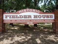 Arlington Historical Society - Arlington, Texas