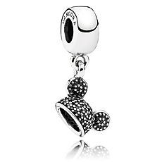 Mickey Mouse Ear Hat Charm by PANDORA