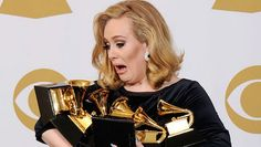 Confirman a Adele en los Grammy 2017