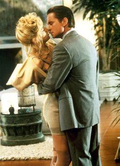 "Michael Douglas & Sharon Stone en ""Instinto Basico"" / ""Basic Instinct"""