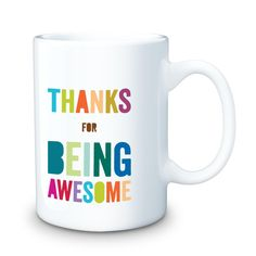 Ceramic gift mugs make great employee gifts. Motivational ceramic mugs and inspirational gift mugs are great gift ideas for employees & bosses gifts. Thank You Gift Baskets, Best Gift Baskets, Teacher Gift Baskets, Thank You Gifts, Employee Thank You, Good Employee, Employee Gifts, Employee Appreciation Quotes, Teacher Appreciation Gifts