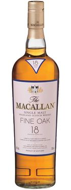 Macallan 18 Year Old Scotch Whisky...does my nuts in though