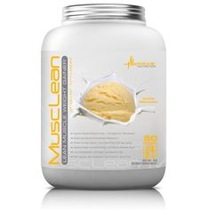 Metabolic Nutrition Musclean Milkshake Weight Gainer Vanilla 5 Pound * Check this awesome product by going to the link at the image. (This is an affiliate link)