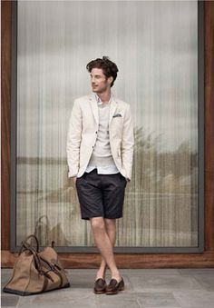 Mens Summer Fashion 2012 - 100 Days of Summer Style - Esquire