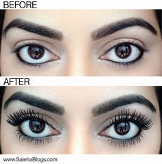 Fuller Lashes After applying a coat of mascara, dip a Q-tip in baby powder, and run through your lashes, focusing on the tips. The next coat of mascara will attach to your lashes, leaving a fuller look that will last longer. Easy Beauty Hacks Every Girl Should Know • Page 3 of 5 • BoredBug