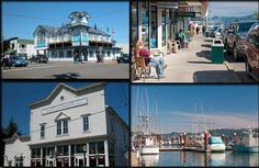 Old town florence oregon - We visited with Chris and Brandy. Had a blast!