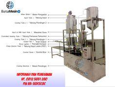 Mesin Evaporator Susu - http://bursamesin.com/mesin-evaporator-susu/