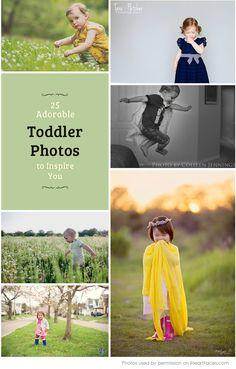 25 Adorable Toddler Photos to Inspire You #photography #iheartfaces #toddler #inspiration