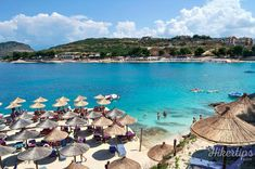 Ksamil is a picturesque village with a peaceful vibe, which seems to be hidden from the world Hidden Beach, Beach Fun, Perfect Place, Beaches, World, Amazing, Water, Outdoor, Gripe Water