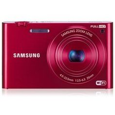 Samsung MV900 Digital Camera - Red by Samsung. $229.99. For the self-portrait expert, the MV900 Multiview Digital Camera from Samsung is perfect for taking your picture without asking anyone else to hold the camera, and it can even be used hands-free. No more will you have to guess-and-check as you take a pictures with your friends, only to see you cut someone out each time. Its 180° flip screen allows you to easily see everything going on in the photo, and captur...