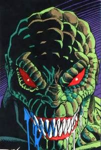 killer croc - Bing Images