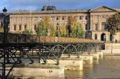 Paris. Pont des Arts