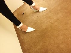 Someone just knock these Celine shoes off already! I had to settle for some stupid UO wedges I found on sale.