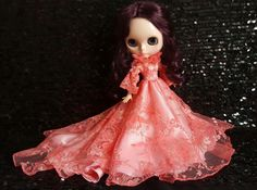 Desyshop Blythe Pink dress I accepted Paypal only. After payment I will ship within 1=2 working day by Thailand post registered .About 10 = 14 working days to reach If the product was damaged or lost during transmission. We welcome a new without any conditions. Thank you for visiting..
