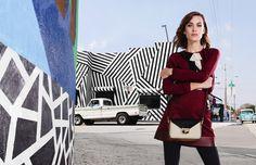 Longchamp Fall 2015 new campaign. Discover it on www.longchamp.com ©LAKWENA MACIVER - WYNWOOD BUILDING