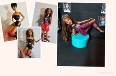 Head Switch - Uptown Chic Barbie and Barbie Fashionista Barbie Fashionista, Beautiful Dolls, Fashion Dolls, Summer Dresses, Chic, World, Collection, Summer Sundresses, Shabby Chic