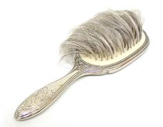 Agustina Woodgate Hair Brush - Art pics & Design