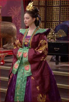 Korean Hanbok, Korean Dress, Korean Traditional Dress, Traditional Dresses, Empress Ki, Kdrama, Historical Clothing, Chinese Style, Asian Beauty
