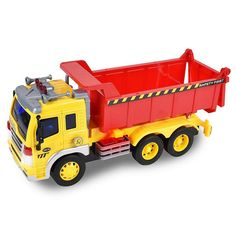 Bring added fun to your construction site role play with this Maxx Action Realistic Action Trucks Dump Truck. The Maxx, Bmw Classic Cars, Buy Toys, Dump Truck, Rubber Tires, Toy Trucks, Amazing Cars, Cool Toys, Sunny Days