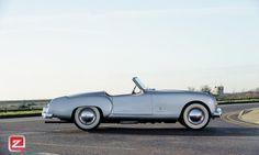Nash-Healey: Der erste amerikanische Sportwagen
