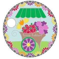Pathtag #28493 Flower Cart